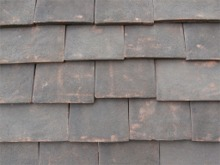 Developer range Handmade Heritage shingles colour BROWN