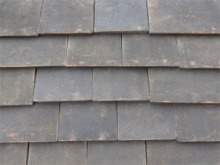 Developer range Handmade Heritage shingles colour DARK