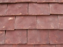 Traditional Handmade heritage shingle colour HARVEST BLEND