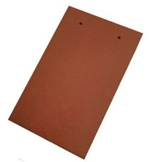 Humber Natural Red Shingle tile